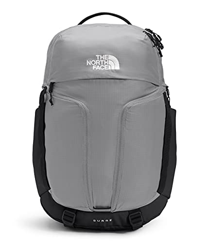 The North Face Surge, Meld Grey/TNF Black, OS