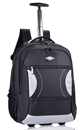 Rolling Backpack, COOFIT Wheeled Backpacks...