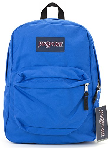 Jansport Superbreak Backpack (blue streak)