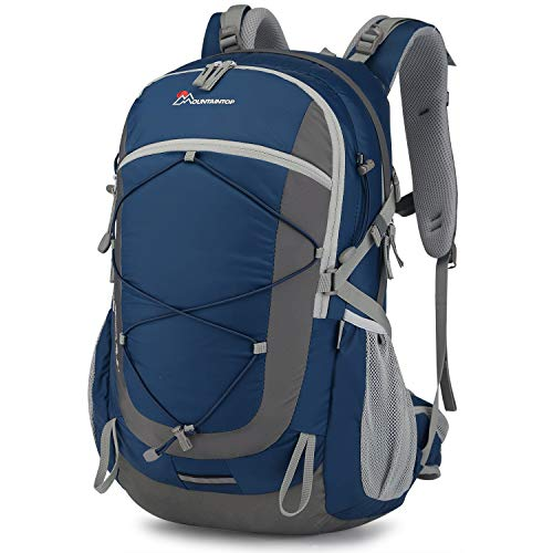 MOUNTAINTOP 40L Hiking Backpack with Rain...