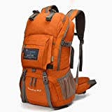 MOUNTAINTOP 40L Hiking Backpacks with Rain...