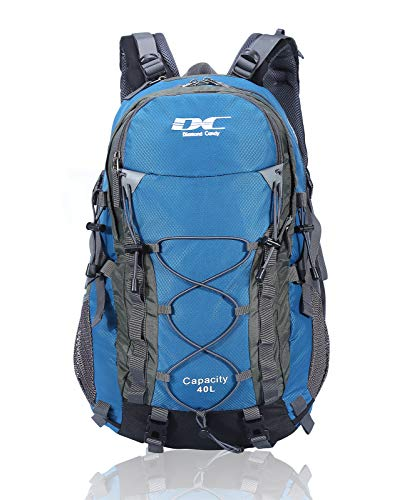 Diamond Candy Waterproof Hiking Backpack for...