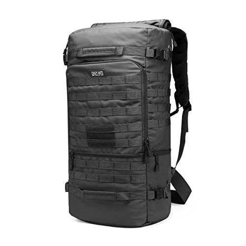 CRAZY ANTS Large Military Tactical Backpack...