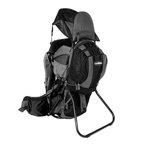 Premium Baby Backpack Carrier with Removable...