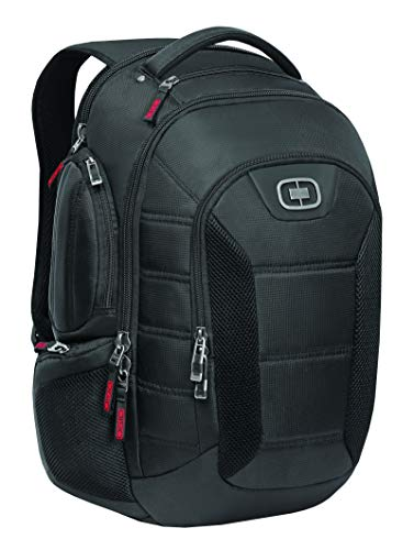 OGIO Bandit 17 Inch Laptop Backpack, Black