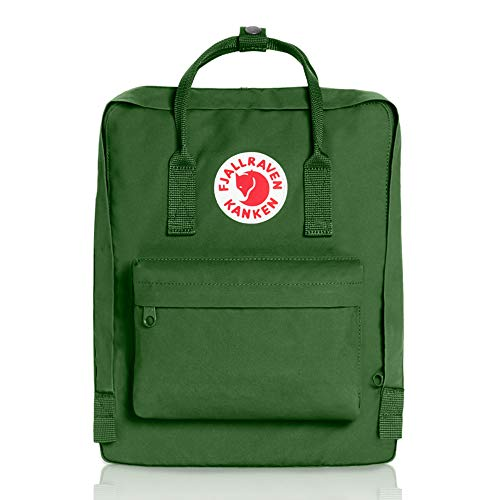 Fjallraven Men's Kanken Backpack, Leaf Green,...