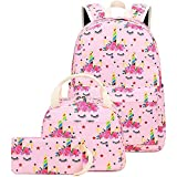 School Backpack for Girls Teens Bookbag Cute...