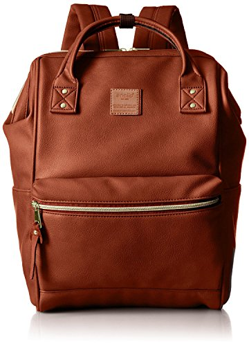 Anello Synthetic Leather Backpack Large...