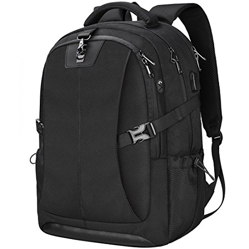 Laptop Backpack 17.3 Inch Travel Anti-theft...