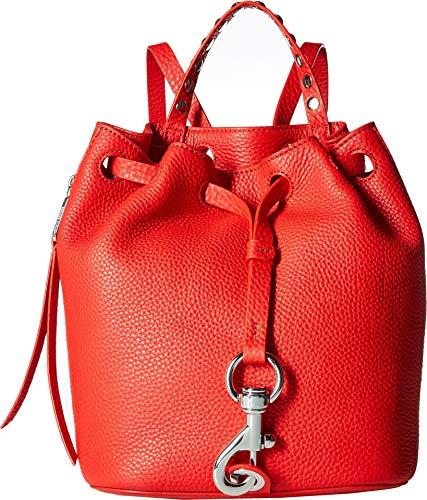 Rebecca Minkoff Blythe Small Backpack Tomato...