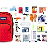 Complete Earthquake Bag - Emergency kit for...
