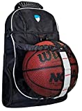 Hard Work Sports Basketball Backpack With...