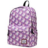 School Backpack for Girls,VASCHY Water...