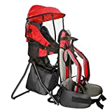 ClevrPlus Cross Country Baby Backpack Hiking...