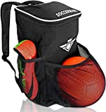 Soccer Backpack with Ball Holder Compartment...