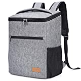 Lifewit Insulated Cooler Bag Backpack, Soft...