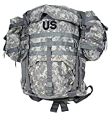 MOLLE II Rucksack Backpack Assembly (ACU),...