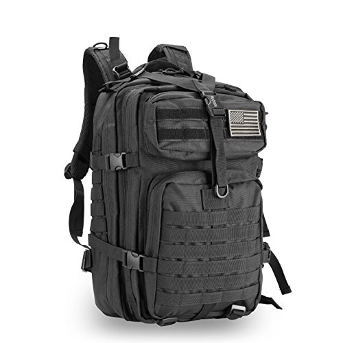 Bworppy Military Tactical Backpack, 40L...