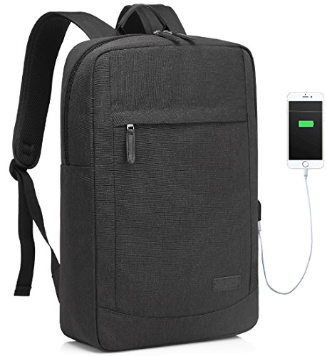 17 inch Laptop Backpack for Men with USB Port...