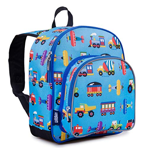 Wildkin Backpack for Toddlers, Boys and Girls...