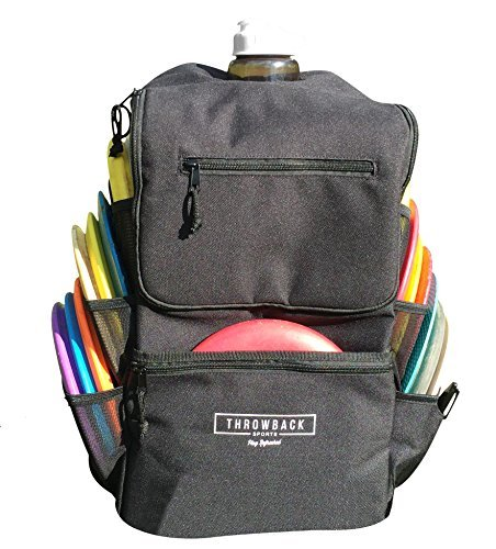 Throwback All Day Pack - Disc Golf Backpack...