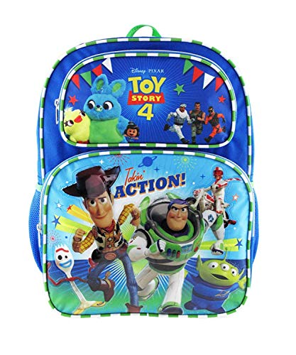 Disney Toy Story 4 Kids Backpack 16' Large...