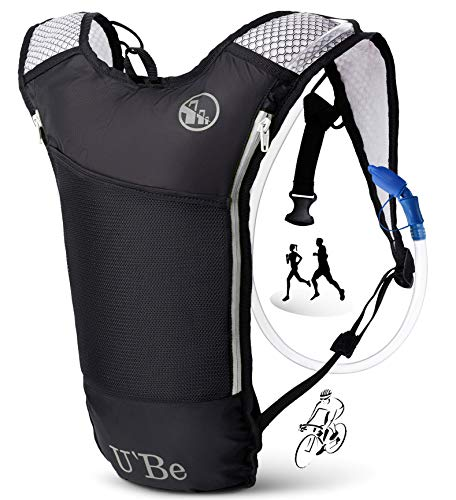 U`Be Hydration Backpack Pack with 2l Water...