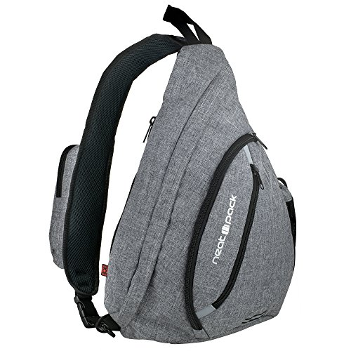 Versatile Canvas Sling Bag / Travel Backpack...
