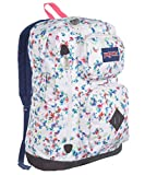Jansport Austin Backpack - multi white floral...