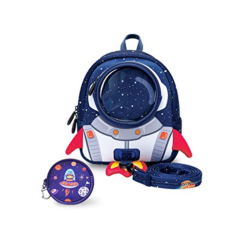 yisibo Rocket Toddler Backpack with Harness...