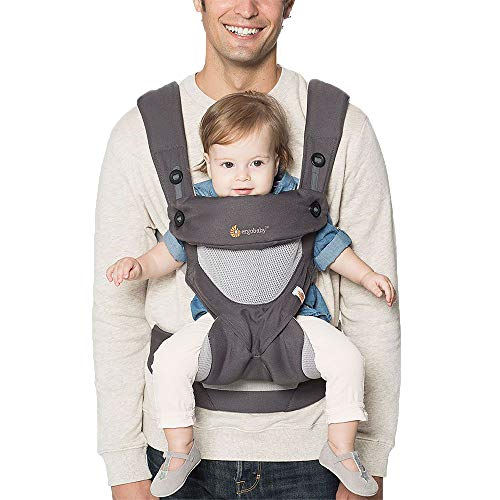 Ergobaby 360 All-Position Baby Carrier with...
