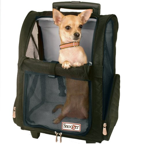 Snoozer Roll Around 4-in-1 Pet Carrier,...